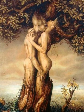 beltane god and goddess 1